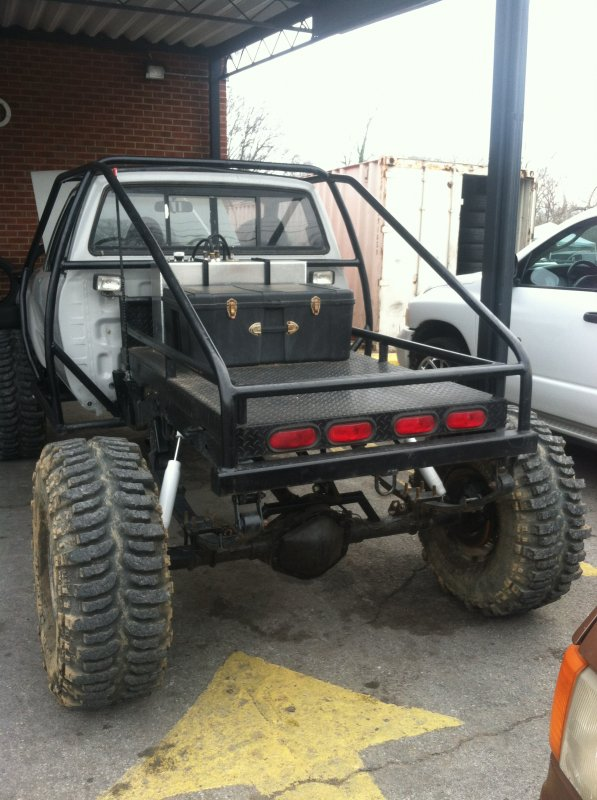 For Sale Toyota Truggy Rock Crawler Rockcrawler Forum