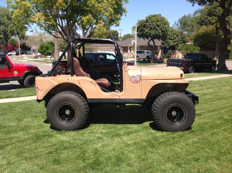 For Sale 1960 Willys Jeep For Sale So Cali Sold