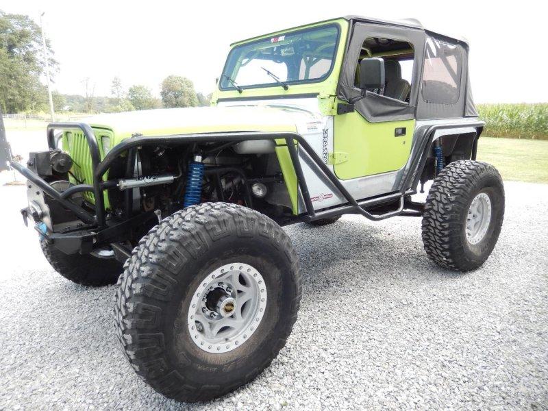 For Sale Jeep Yj Rock Crawler Rockcrawler Forum