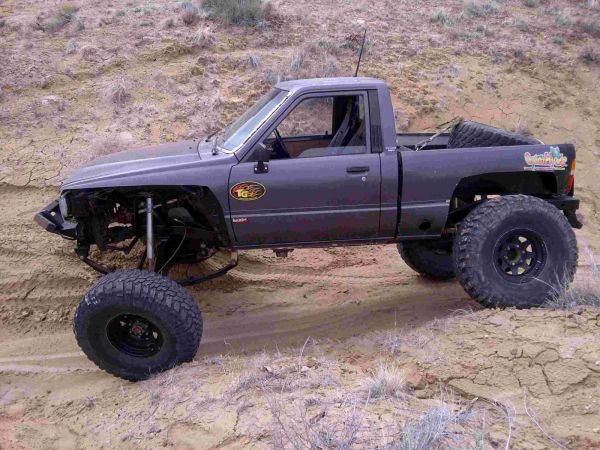 For Sale For Sale 1984 Toyota Rock Crawler