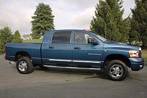 2006 dodge 2500 cummins mega cab