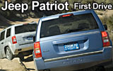 2007 Jeep Patriot First Drive