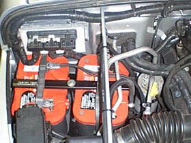 ROCKCRAWLER  Kilby Enterprises Dual Battery Tray