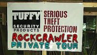 Tuffy Tour