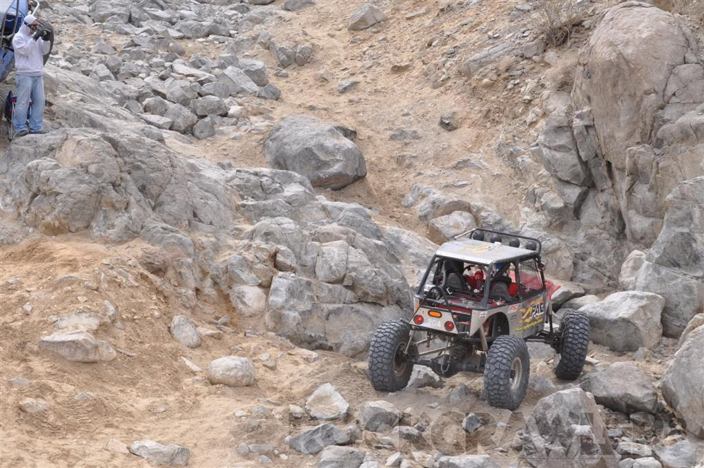 King of the Hammers, 2010