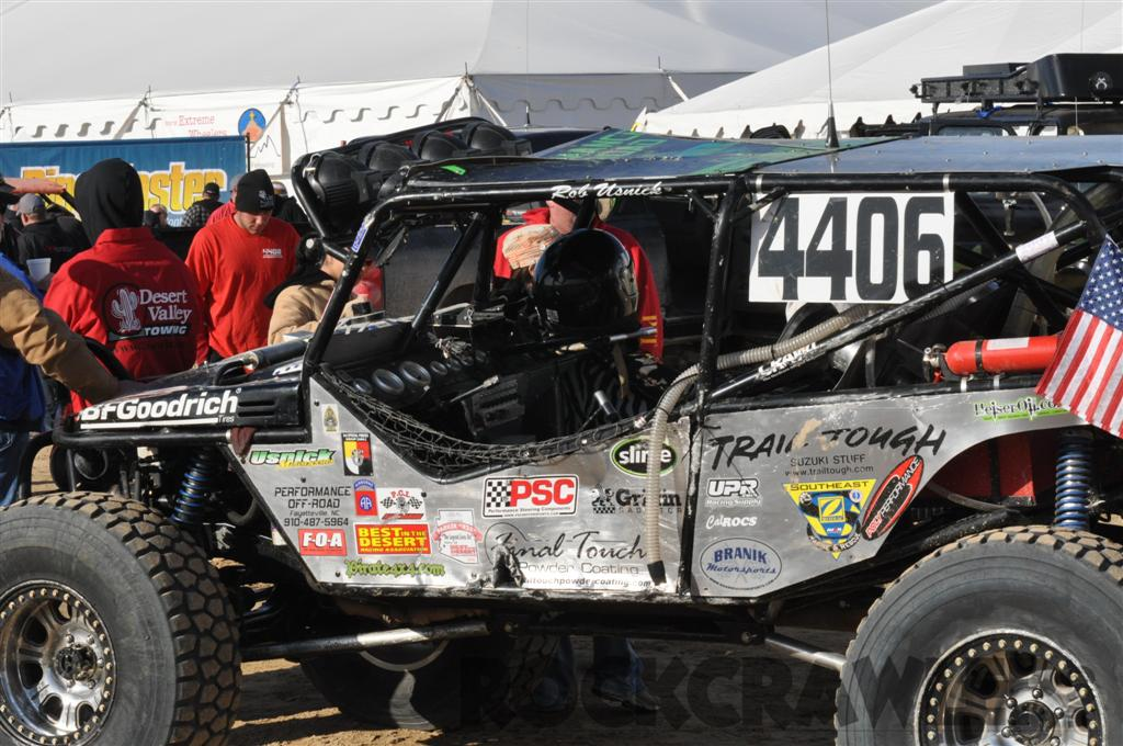 King of the Hammers 2010