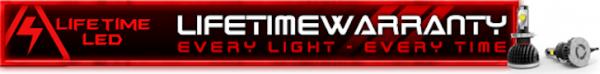 Lifetime LED Lights