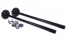 RCV Ultimate Rear Axles JK 300M 220x145 RCV Performance Products Introduces Jeep JK 300M Steel Rear Axles for High Strength, Stiffness, and Shock Resistance