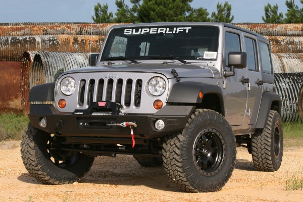 Superlift JK Suspension