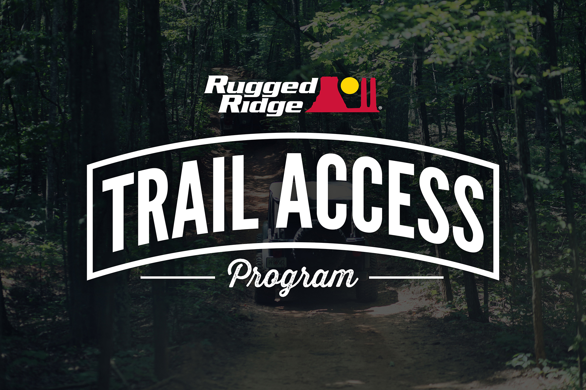 Rugged Ridge Trail Access Program