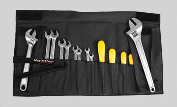 MasterCraft Safety Tool Roll