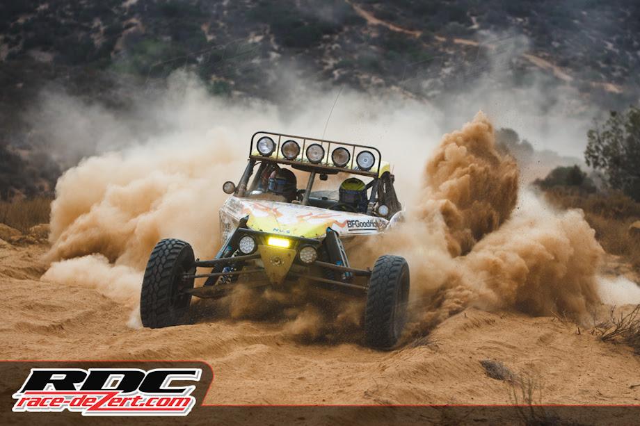 Vision X - Baja 1000 - Wilson Motorsports Class 10
