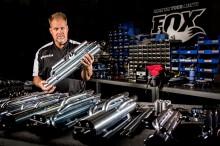 2014 FOX KOH - AllTech Motorsports' Wayne Israelsen
