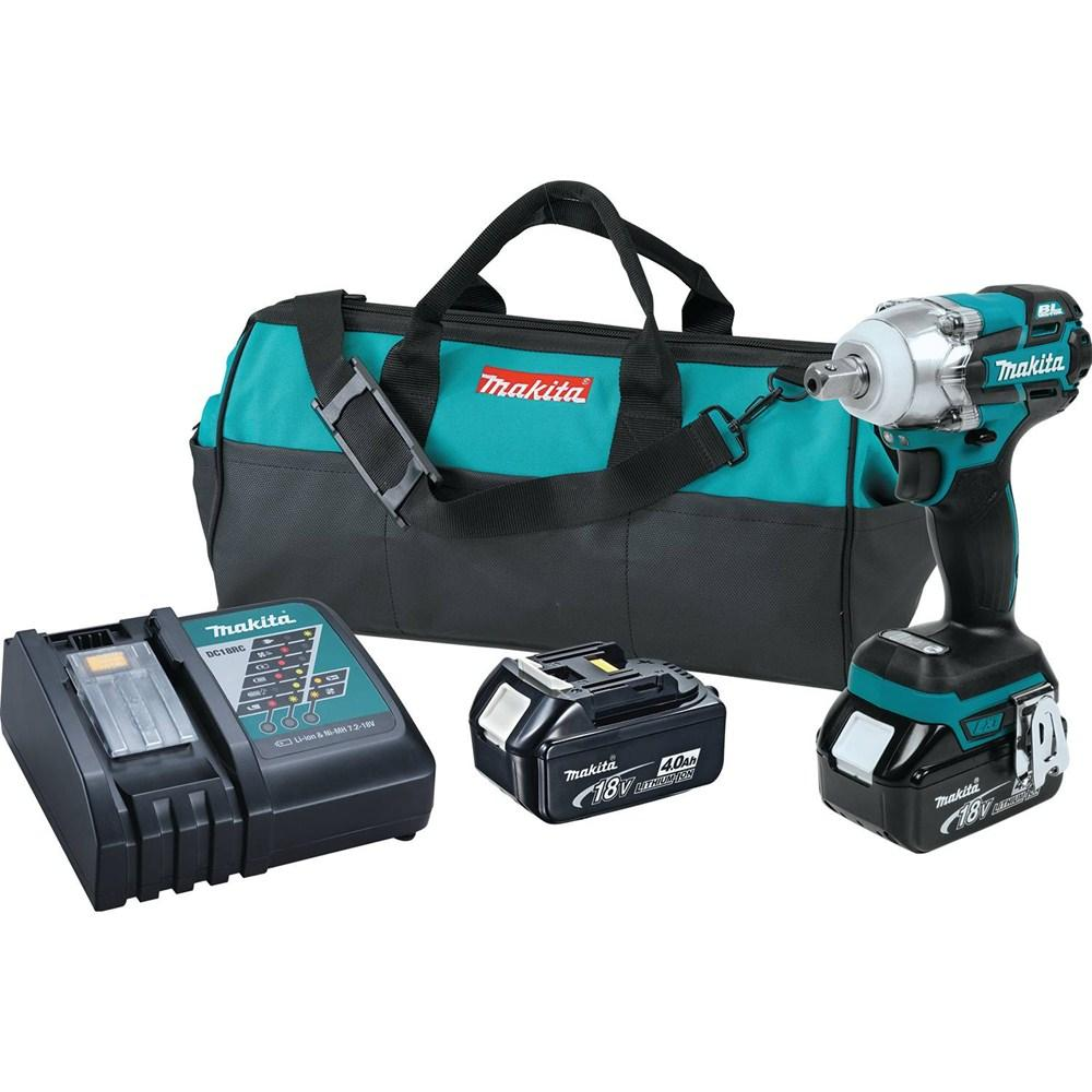 makita releases new 18v lxt brushless 3 speed impact. Black Bedroom Furniture Sets. Home Design Ideas