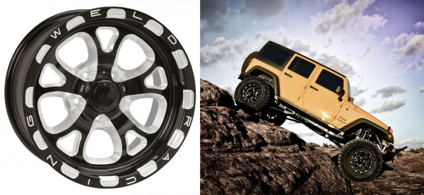 WELD REKON XT F58 Is A Lightweight And Tough Wheel For Off Road Applications
