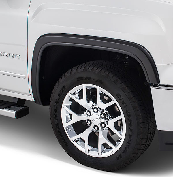 New Bushwacker Fender Flares For 2016 Gmc Sierra 1500